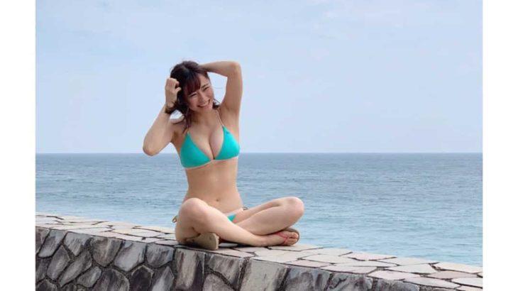 現役女子大生、桜田茉央さん(ミスマガジン2019審査員特別賞)ヤンマガで初めての単独グラビア